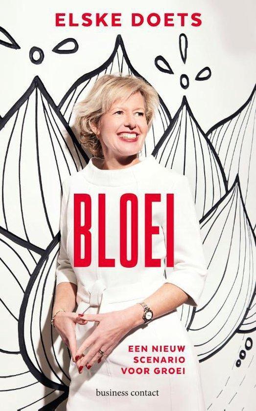 Boek cover Bloei van Elske Doets (Paperback)