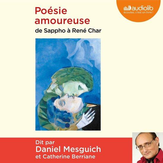 Boek cover Poésie amoureuse van Collectif (Onbekend)