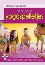 De Panta Rhei mini spelenboekenreeks - De 50 beste yogaspelletjes