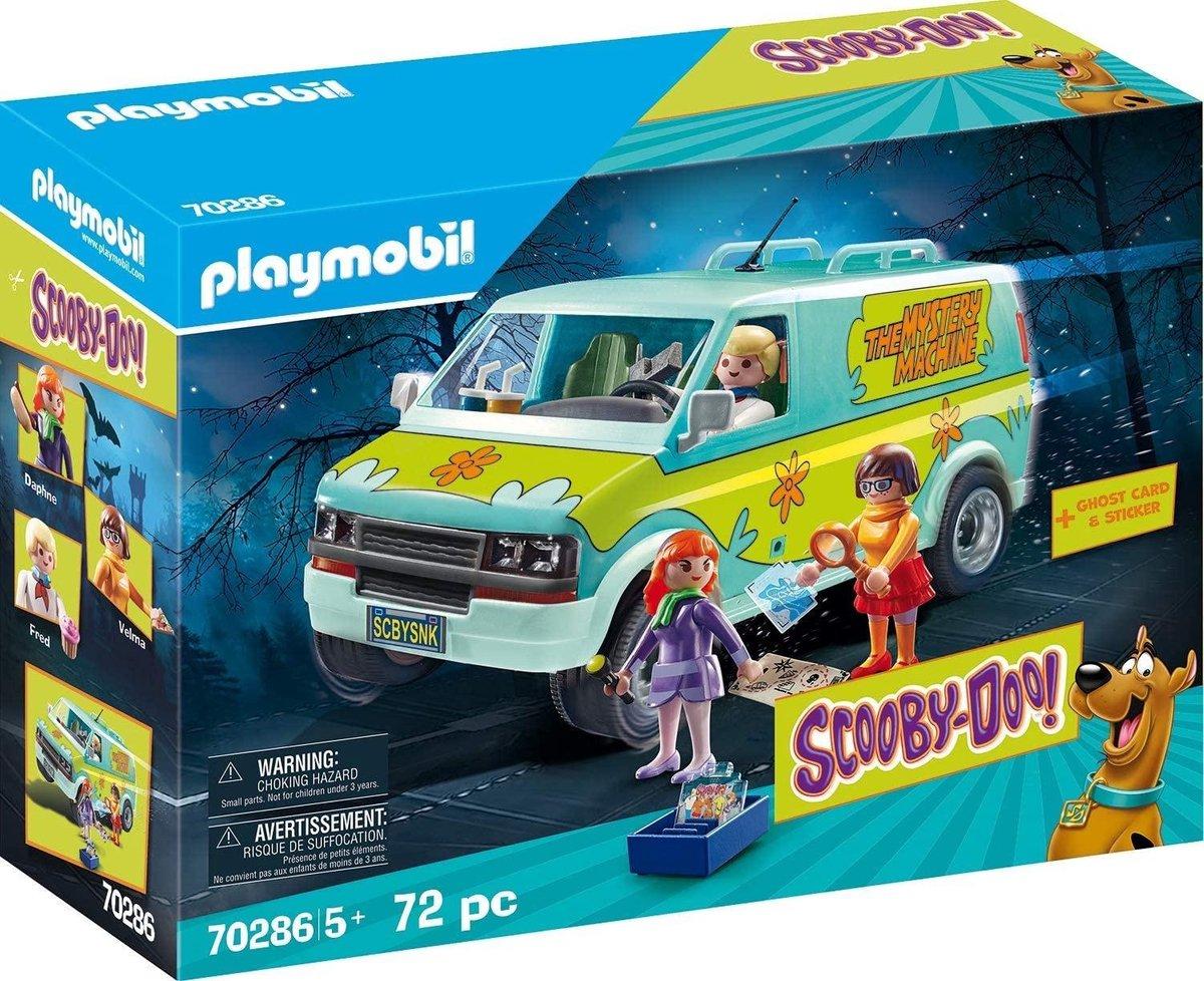 PLAYMOBIL Scooby-Doo Mystery Machine - 70286