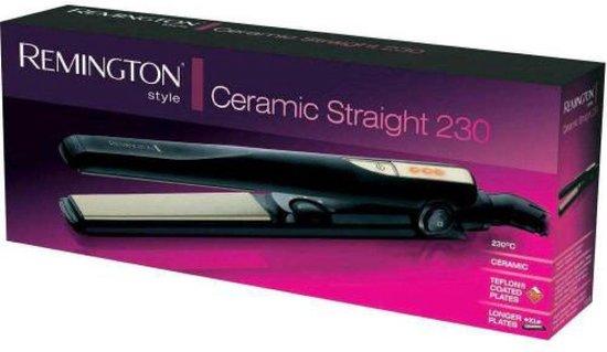 Remington Ceramic Straight 230 Haarontkruller S1005