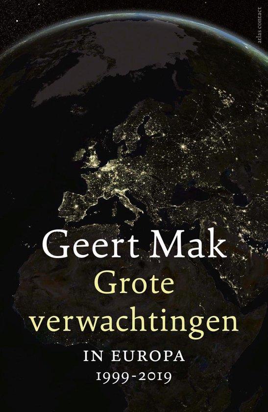 Boek cover Grote verwachtingen + epiloog - pbk van Geert Mak (Paperback)