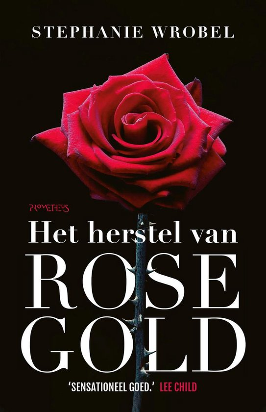 Het herstel van Rose Gold - Stephanie Wrobel |
