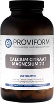 Proviform Calcium magnesium citraat 2:1