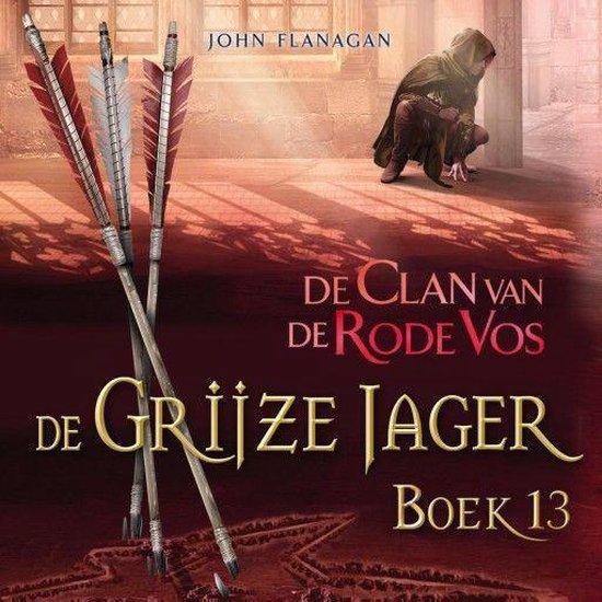 Boek cover De Clan van de Rode Vos van John Flanagan (Onbekend)