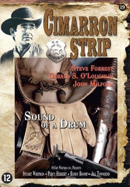 Cover van de film 'Cimarron Strip - Sound Of A Drum'