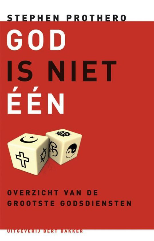 God is niet een - Stephen Prothero |