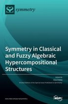 Symmetry in Classical and Fuzzy Algebraic Hypercompositional Structures
