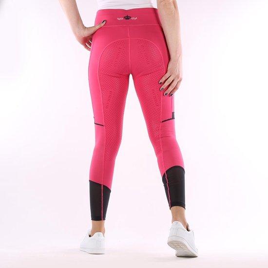 Kingsland Rijlegging  Summer Update Karina Siliconen - Light Pink - xs