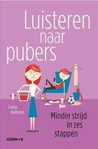 Luisteren naar pubers