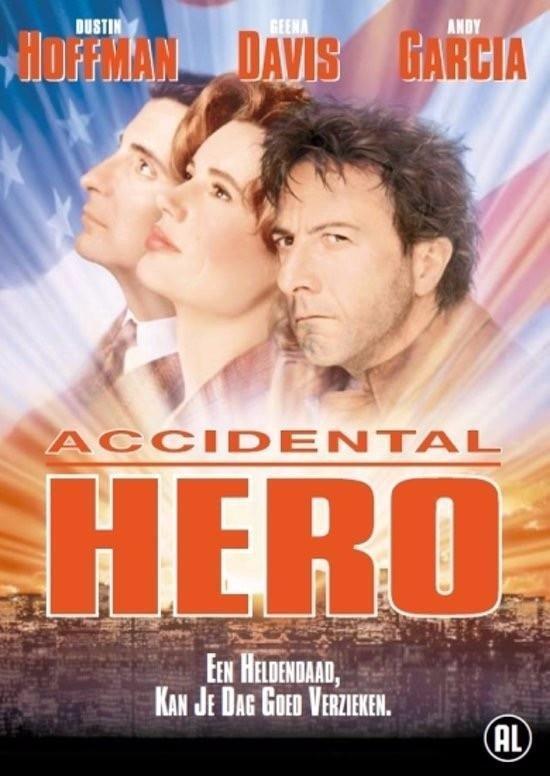 Cover van de film 'Accidental Hero'