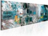 Schilderijen Op Canvas - Schilderij - Artistic Imagination 150x50 - Artgeist Schilderij
