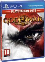 God of War III Remastered - PS Hits
