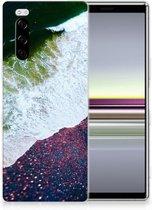 TPU Hoesje Sony Xperia 5 Sea in Space