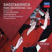 Piano Concertos Nos.1 & 2; Symphony (Virtuoso)