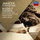 Glagolitic Mass; Kodaly: Missa Brevis (Virtuoso)