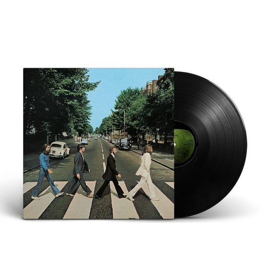 CD cover van Abbey Road 50th Anniversary Edition (LP) van The Beatles
