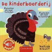 Boek cover De kinderboerderij van Marion Billet (Hardcover)