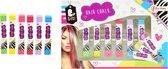 Toi-toys Haarkrijt Multicolour 6-delig 6,5 Cm