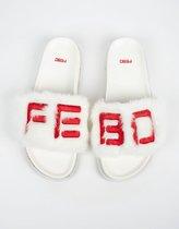 De FEBO Furry Slipper Speciaal