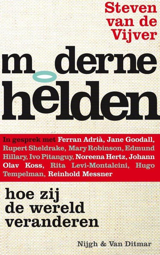 Moderne helden - Steven van de Vijver |