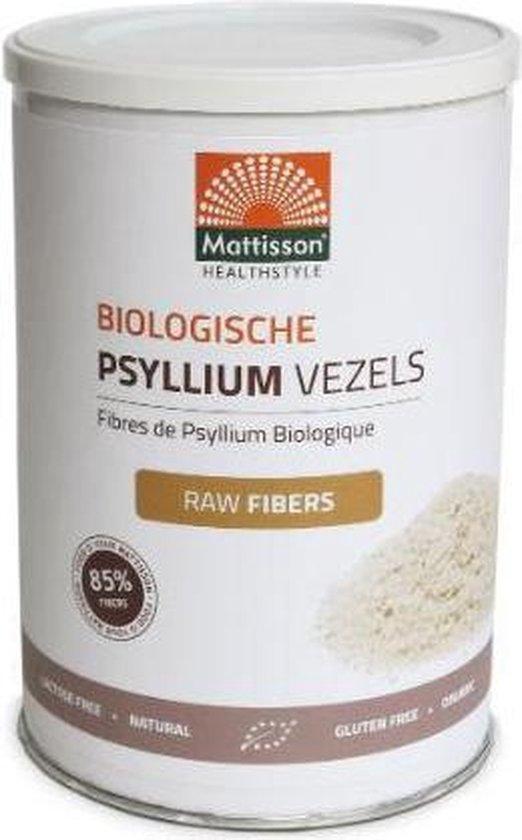 Mattisson Biologische psyllium vezels