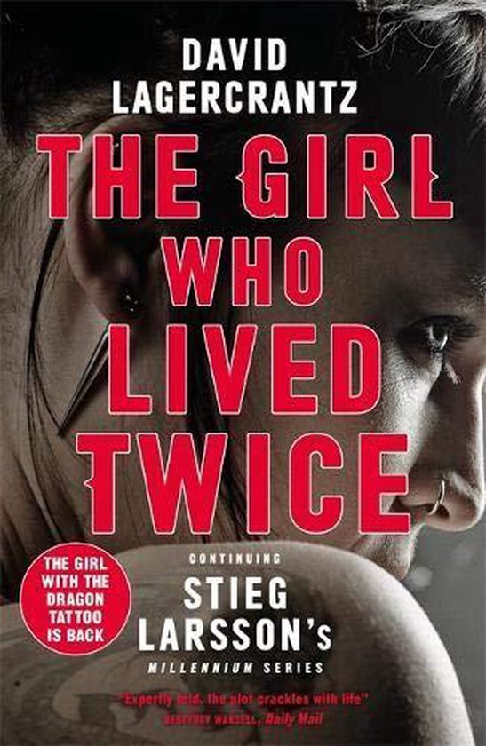 Afbeelding van The Girl Who Lived Twice