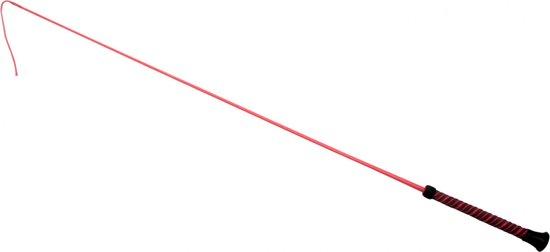 Red Horse Dressuurzweep Fiberglass/rubber 100 Cm Roze
