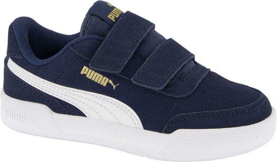 Puma Caracal SD Preschool sneakers blauw - Maat 31