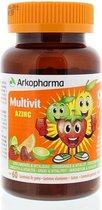 Arkopharma Multivit Azinc Fruitgummies