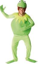 Kermit de Kikker Muppet Kostuum One Size