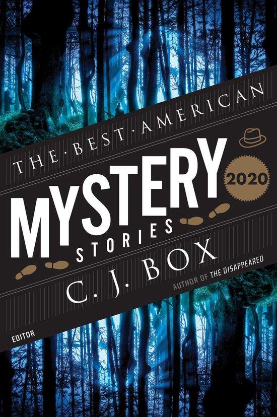 Omslag van The Best American Mystery Stories 2020