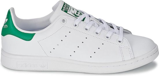adidas Stan Smith Sneakers - Ftwr White/Ftwr White/Green - Maat 38