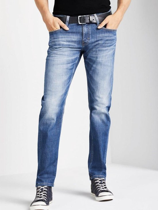 Mustang Tapered Fit Heren Jeans W31 X L32