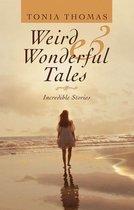 Omslag Weird & Wonderful Tales