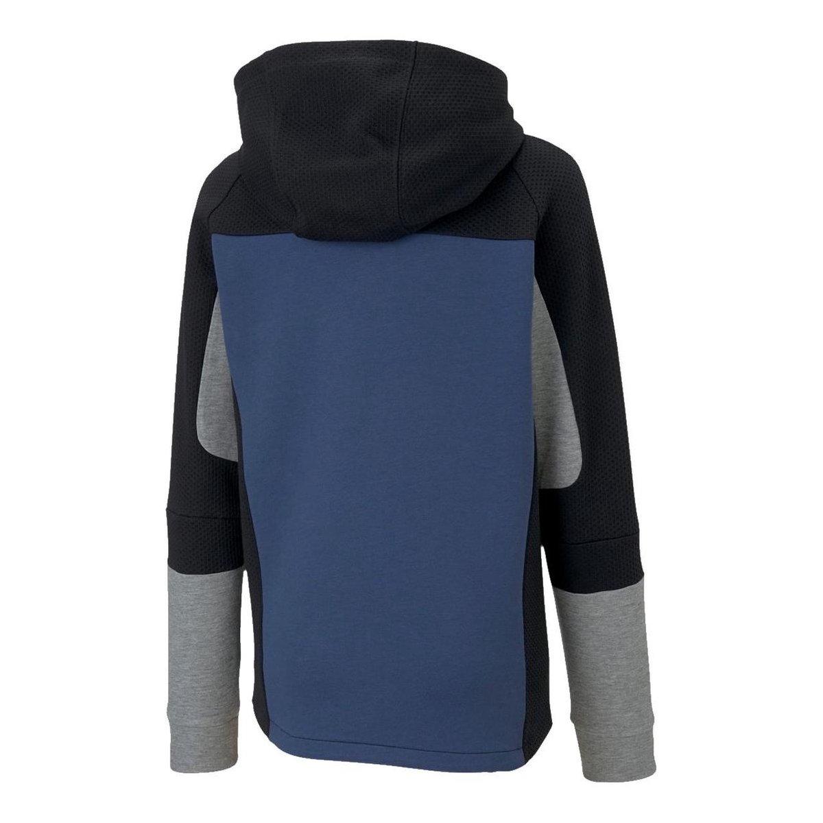 PUMA Evostripe Vest Junior Blauw Maat 152