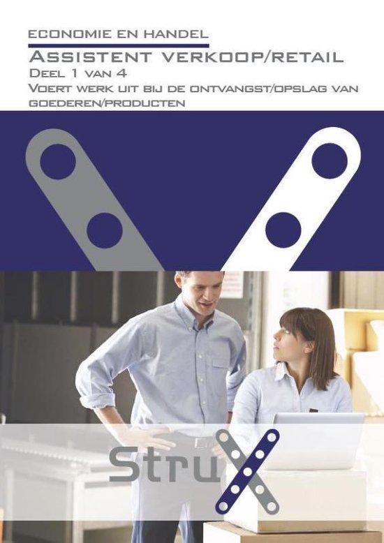 StruX - Economie en handel Assistent verkoop/retail; Deel 1 van 4 - Marien Kempeneers |