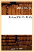 Paris oublie (Ed.1886)