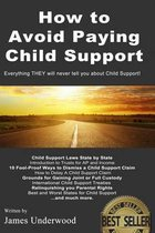 Omslag How to Avoid Paying Child Support