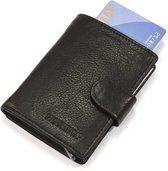 Figuretta RFID Creditcardhouder - 9 pasjes - Zwart