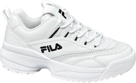 | Fila Dames Witte chunky sneaker Maat 38