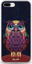 Casetastic Softcover Apple iPhone 7 Plus / 8 Plus - Owl 2