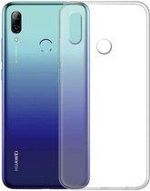 Huawei P Smart (2019) Hoesje Dun TPU Transparant