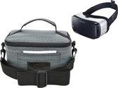 Stijlvolle en luxe opberg tas voor uw VR Bril, zeer geschikt voor o.a. de Samsung Gear VR (+ Lite) etc.