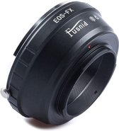 Adapter EF-Fuji FX: Canon EF Lens - Fujifilm X mount Camera
