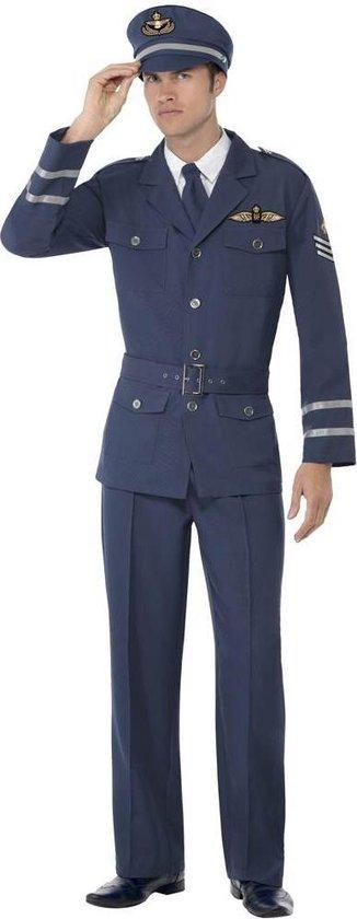 """""""""""""""Piloten kostuum voor heren - Verkleedkleding - Large"""""""""""""""
