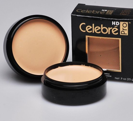 Mehron Celebré Pro-HD Cream Foundation – Light Olive