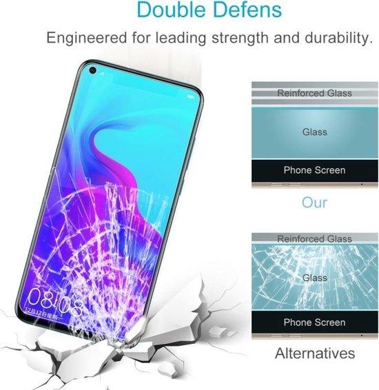 Let op type!! 10 PCS 0 26 mm 9H 2.5D explosieveilige getemperd glas Film voor Huawei Nova 4