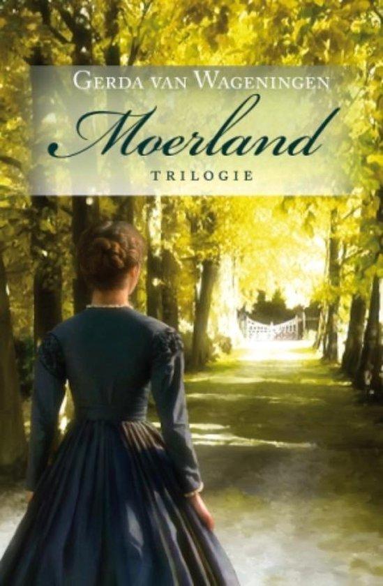 Boek cover Moerland - Moerland trilogie van Gerda van Wageningen (Paperback)