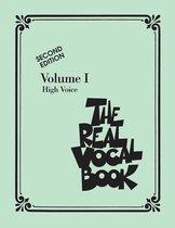 Boek cover The Real Vocal Book - Volume I van Hal Leonard Publishing Corporati